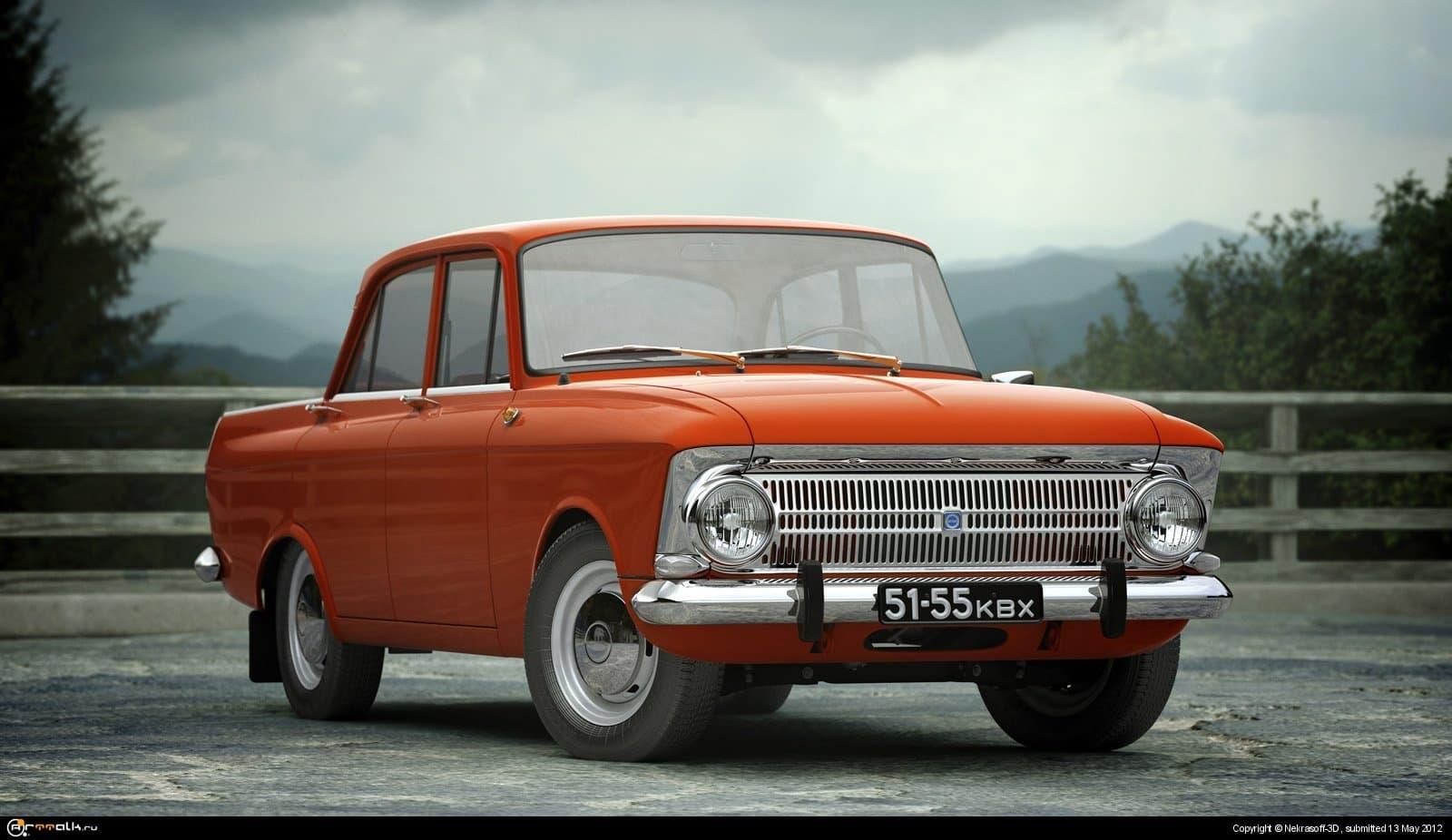 Москвич-412-ИЭ