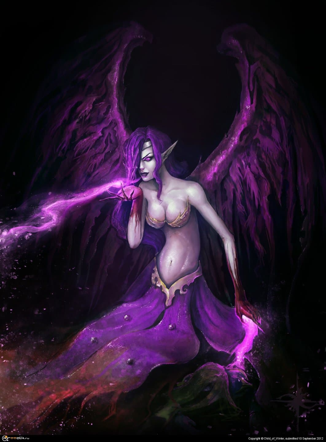 Morgana Dark Angel