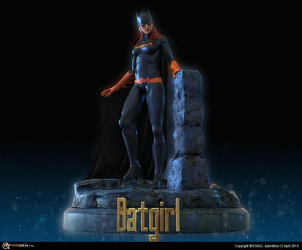 Batgirl. Classic Version)
