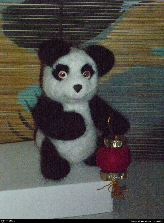 Панда - китайский мишка
