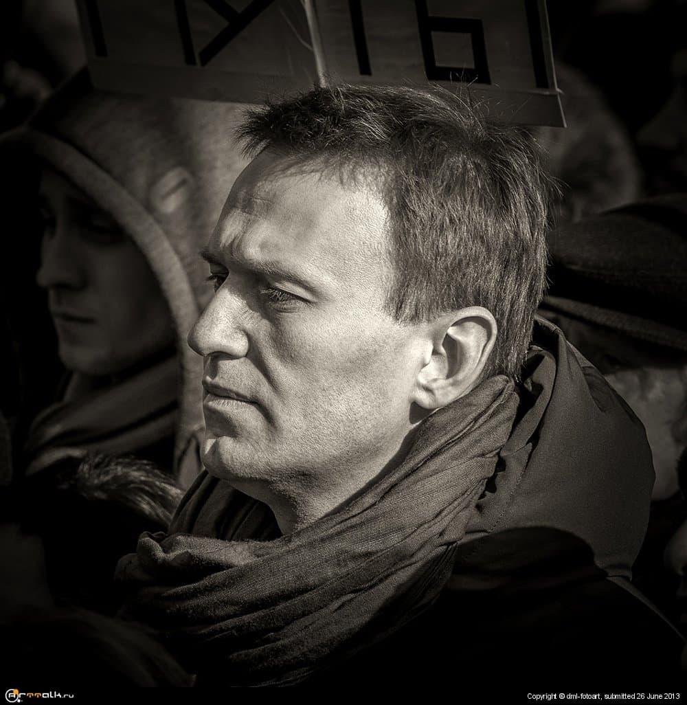 А. Навальный
