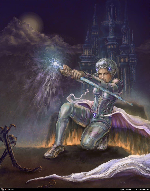 Светлая волшебница