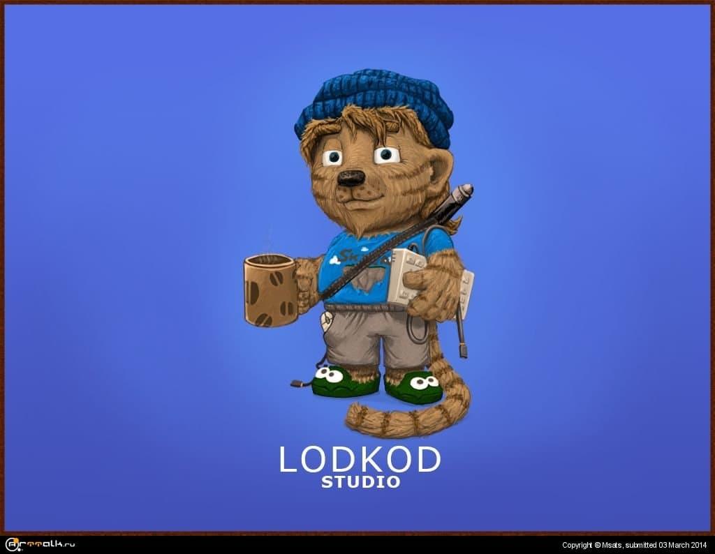 Лодкод - студия игр