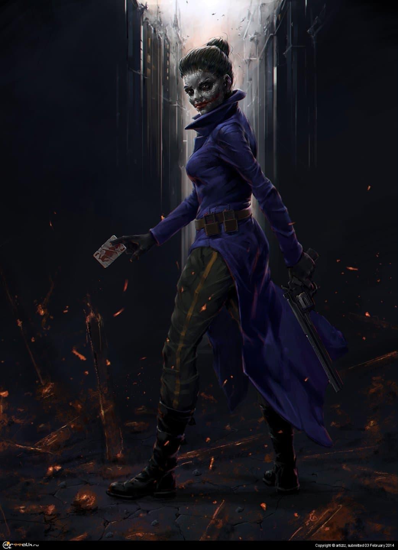 Jokergirl