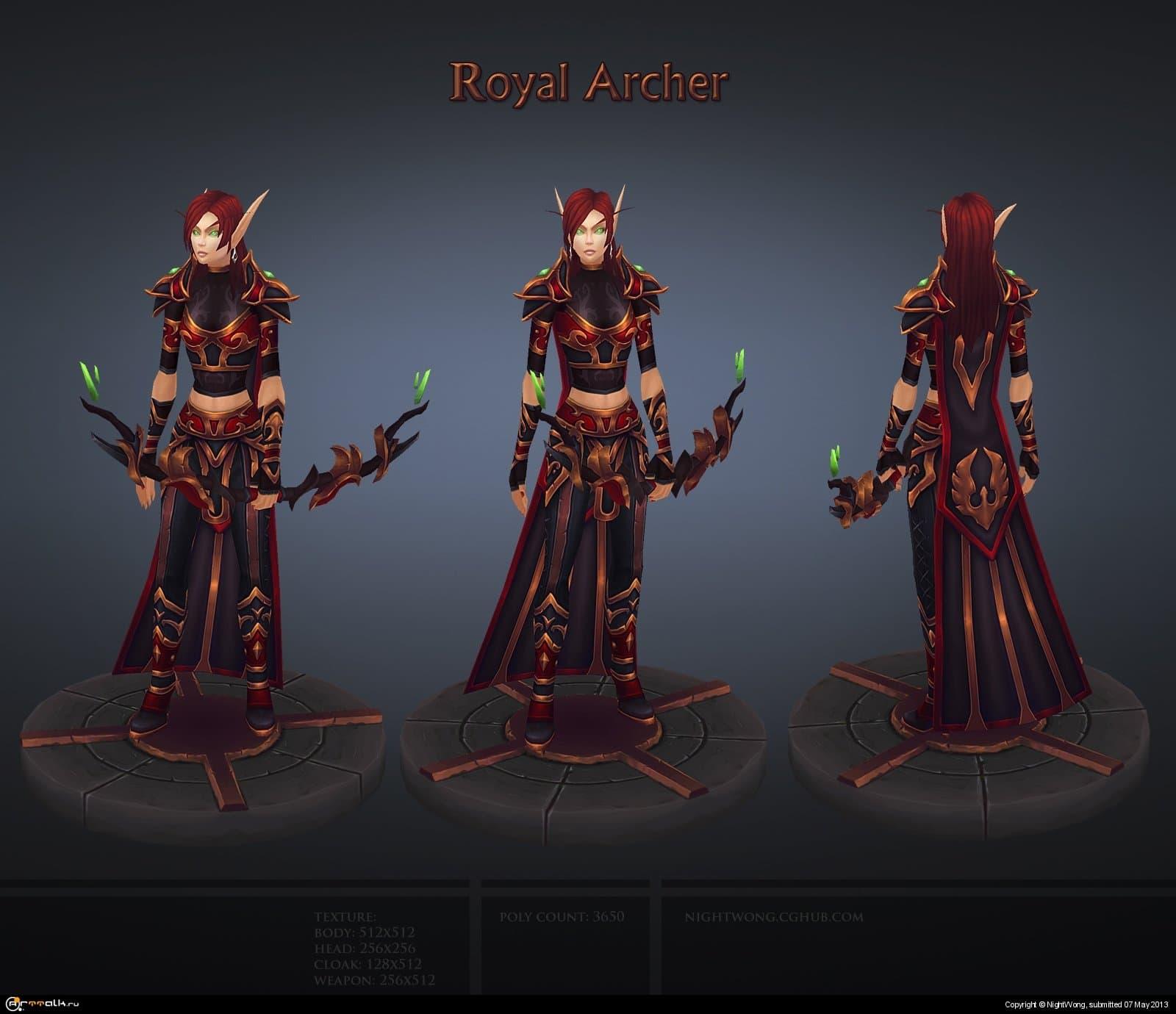 Royal Archer