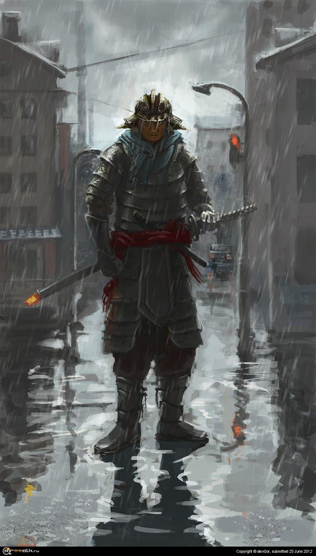Японский городовой