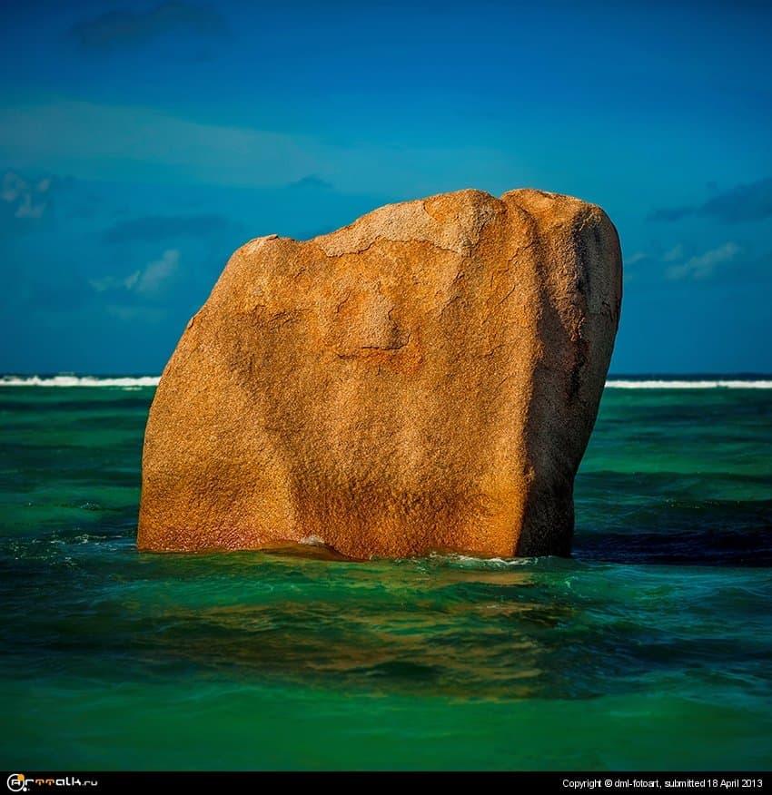 Seychelles Granite