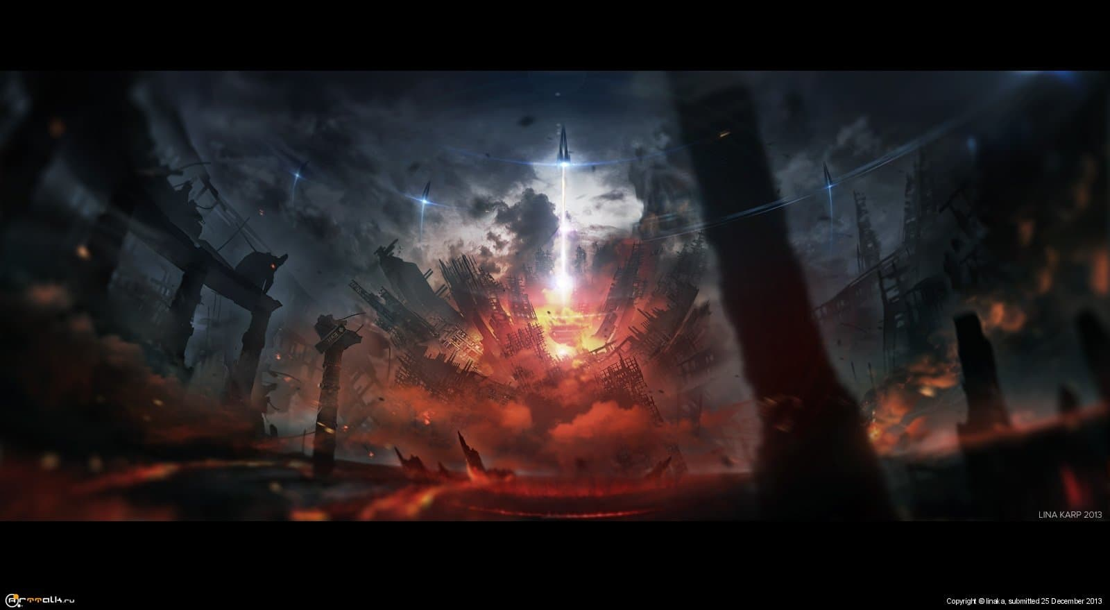 Новогодний апокалипсис