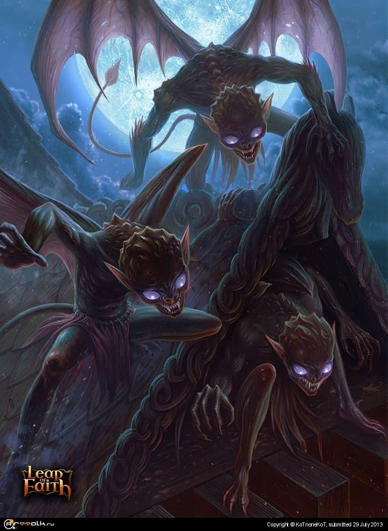 Vampire Children #1