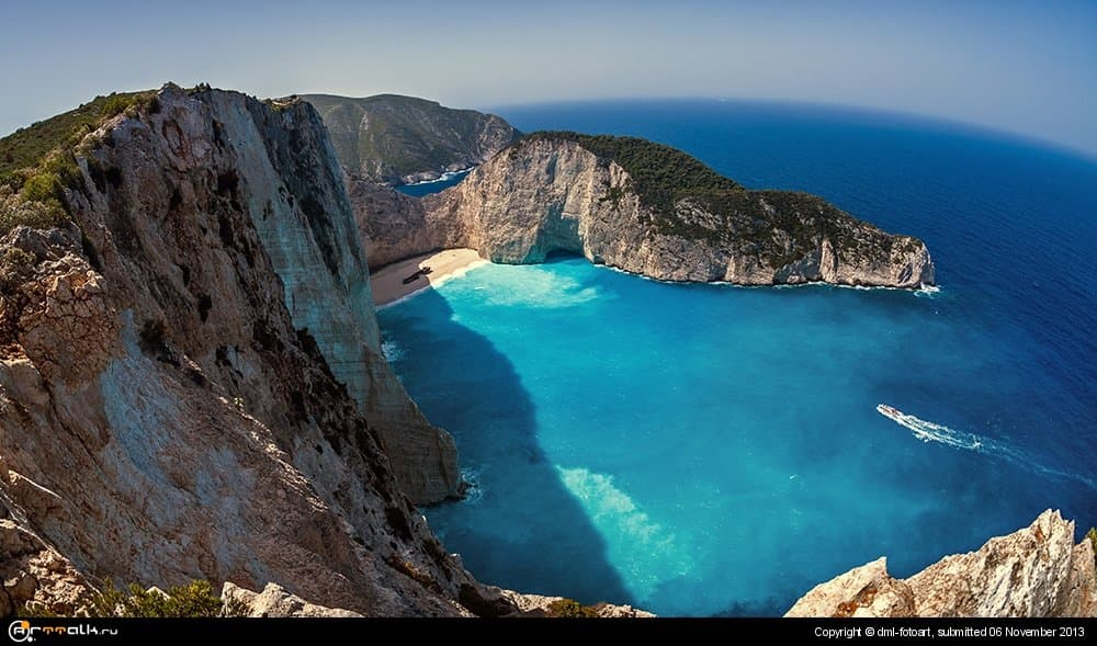 Shipwreck Bay - Navagio, Zakynthos