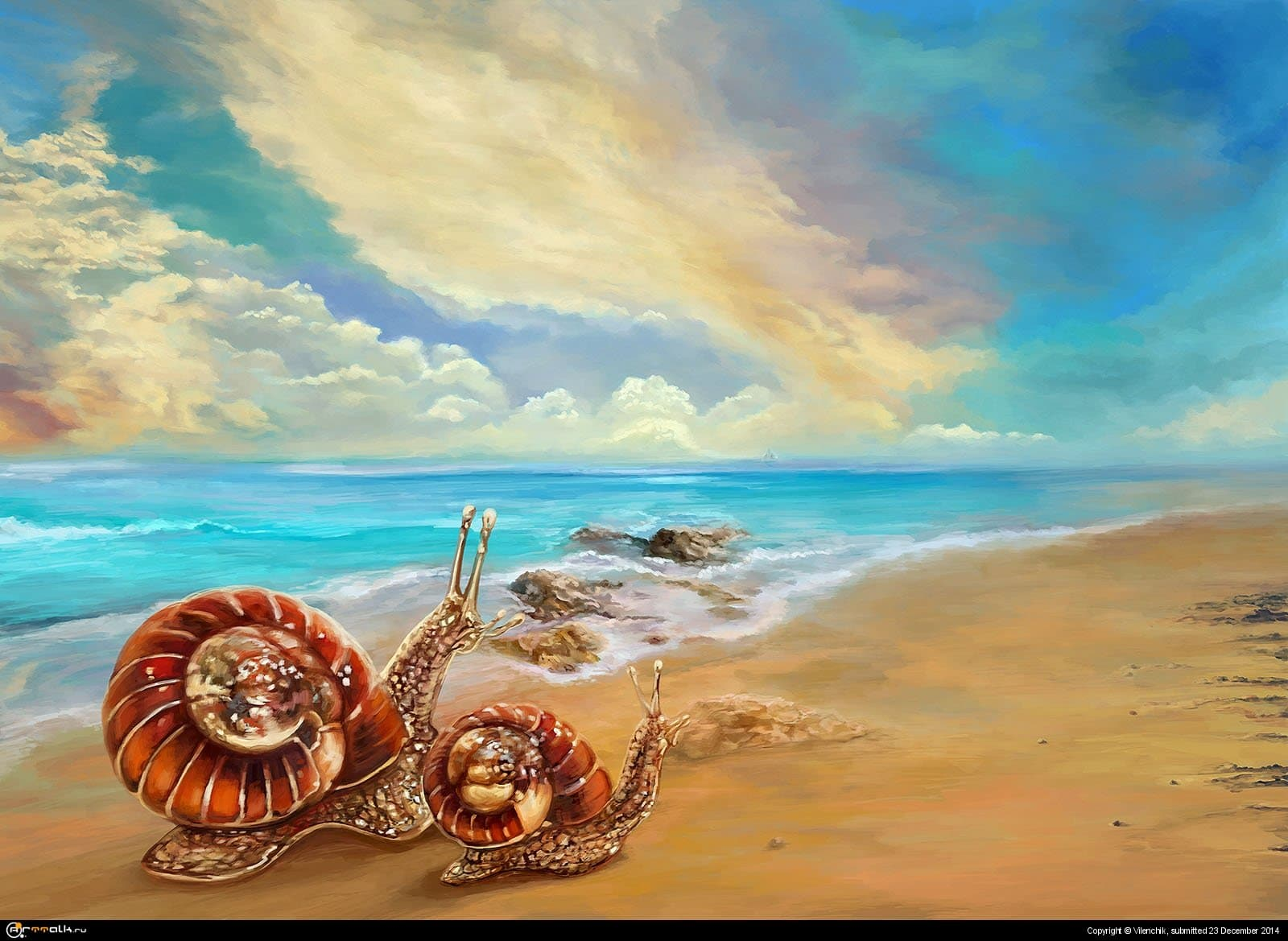 Snails Travelers