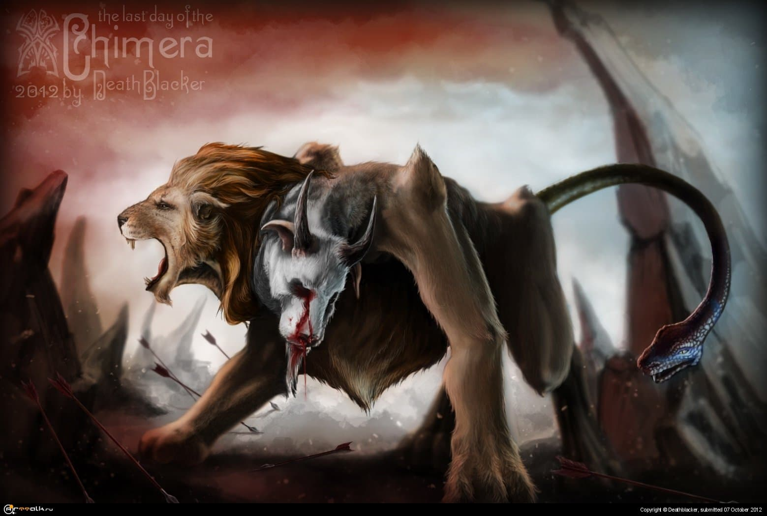 The Last Day Of The Chimera