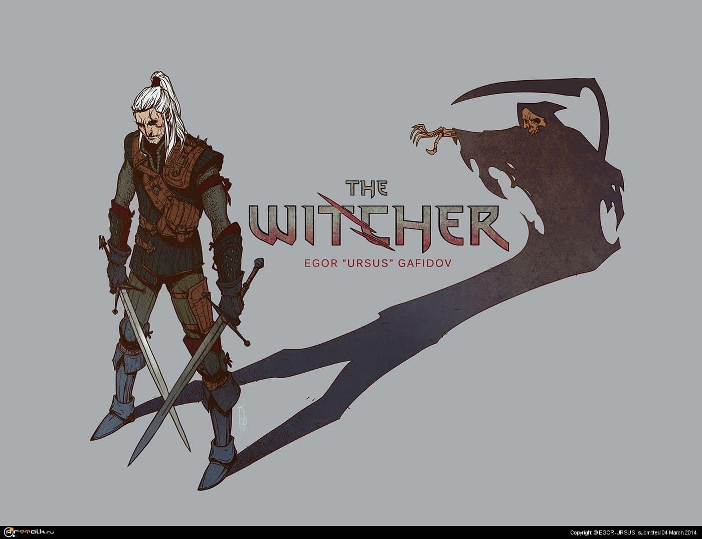 """""""Ведьмак: Смерть всегда рядом"""""""
