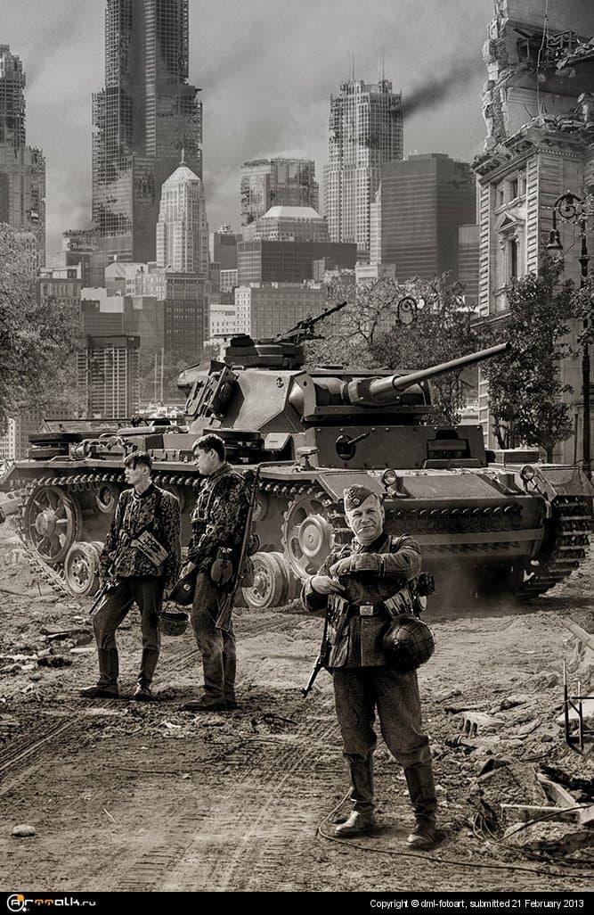 Historical Apocalypse(detail)