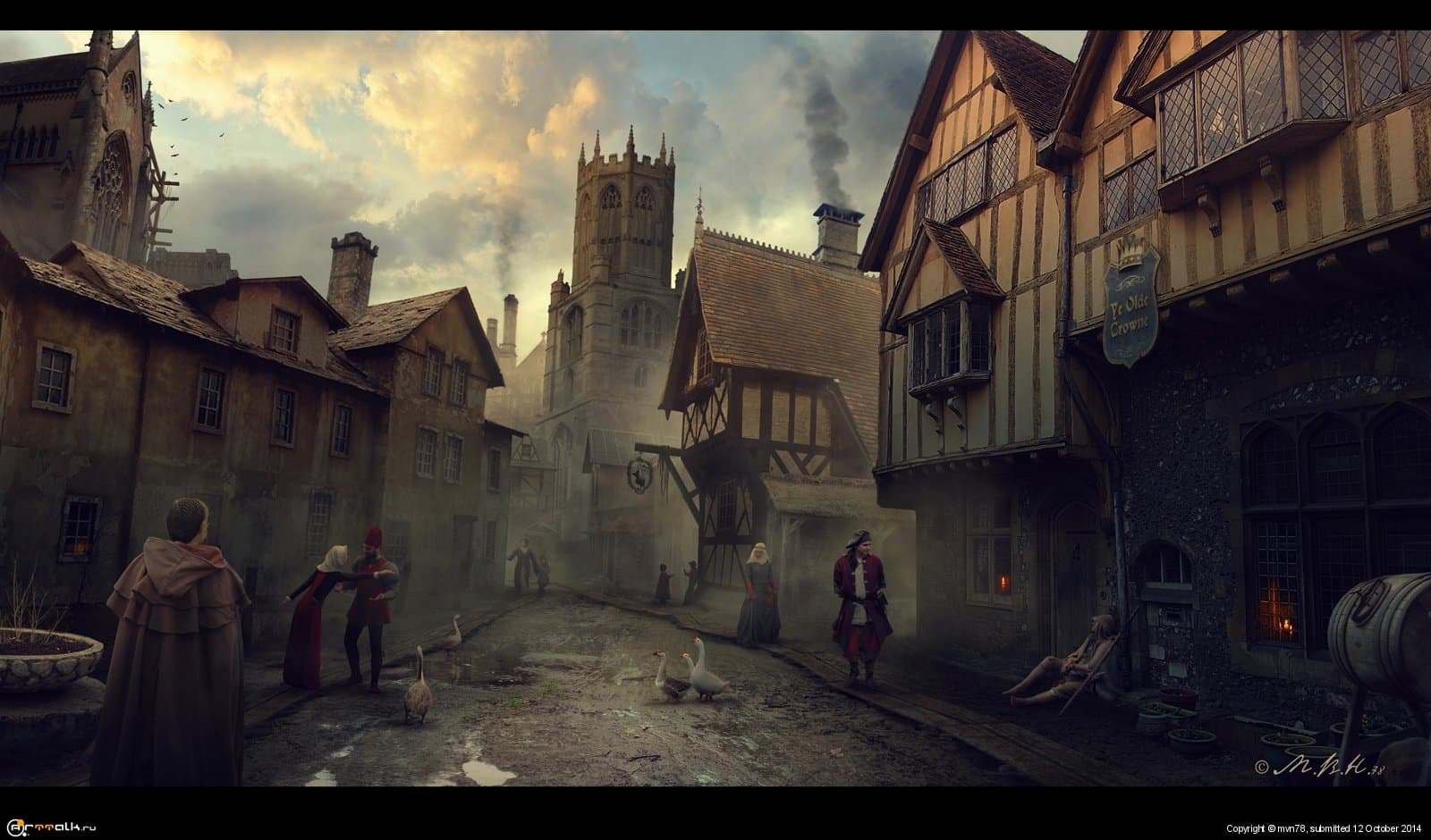 The Middle Ages - Morning