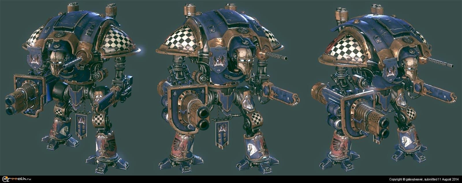 Warhammer40k Fan Art