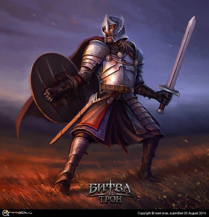 рыцарь эдэнгарда