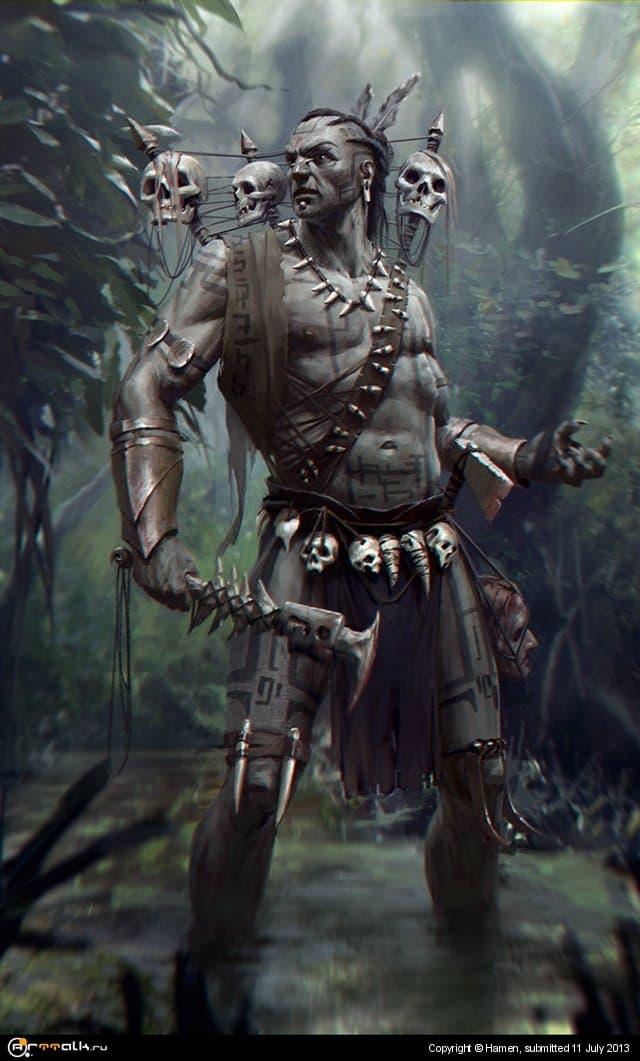 Swamp Guard