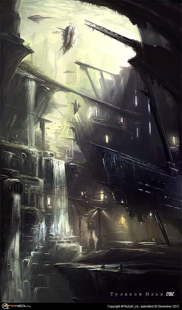 Город которого нет... (razum_inc)