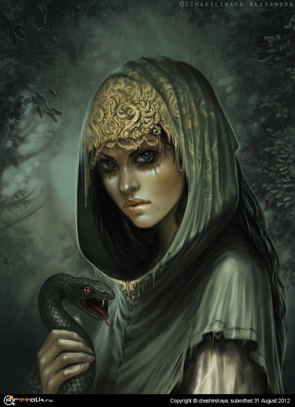 Mistress Of Snake