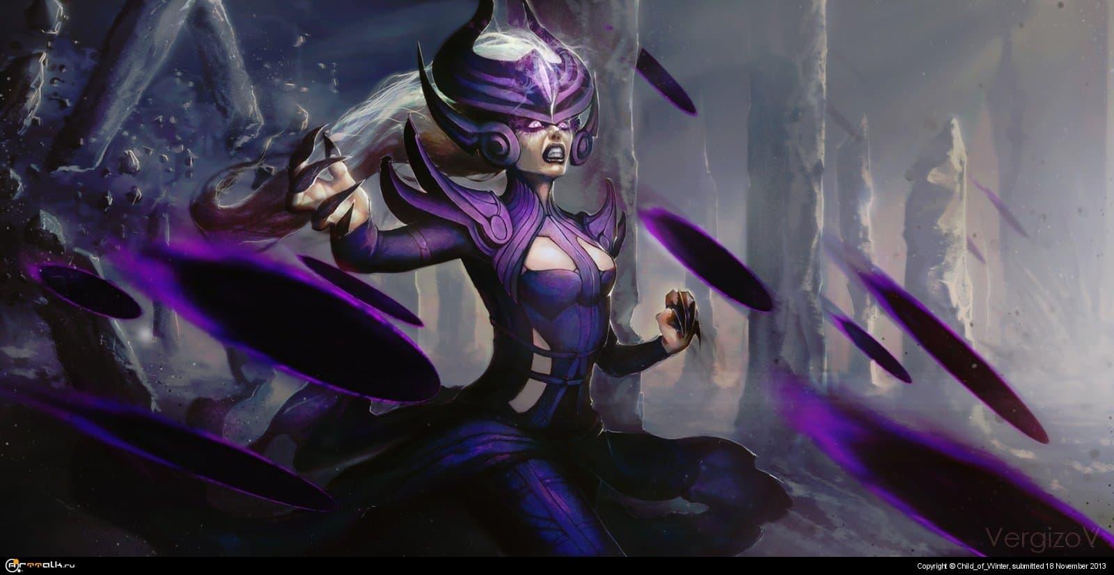 Syndra''s Rage!