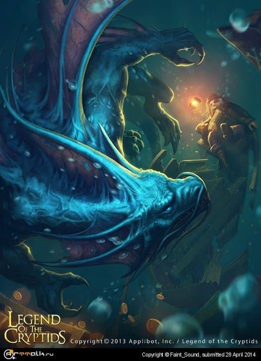 Greedy Sea Dragon