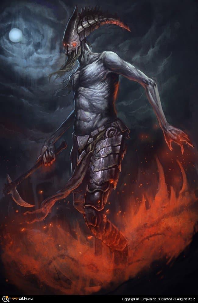 Battle Satyr