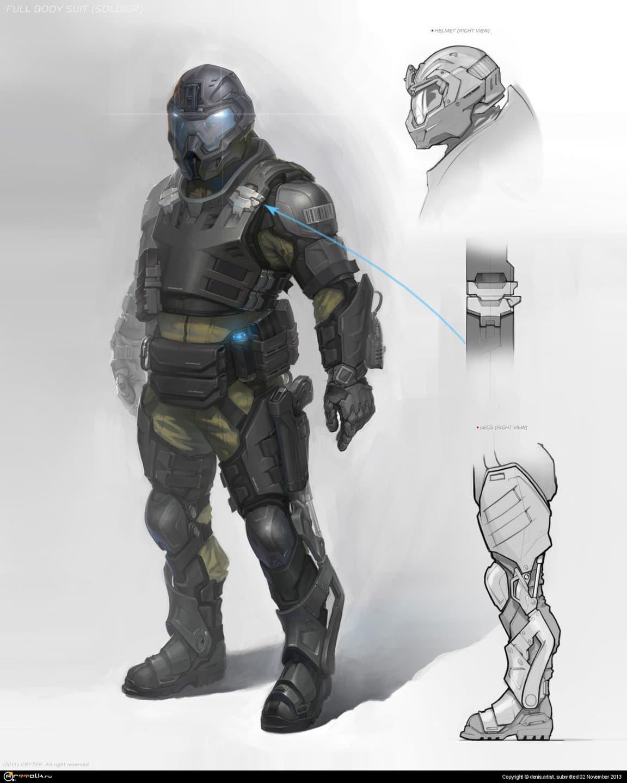 Soldier Suit