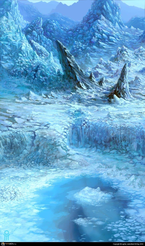 Среди льдов