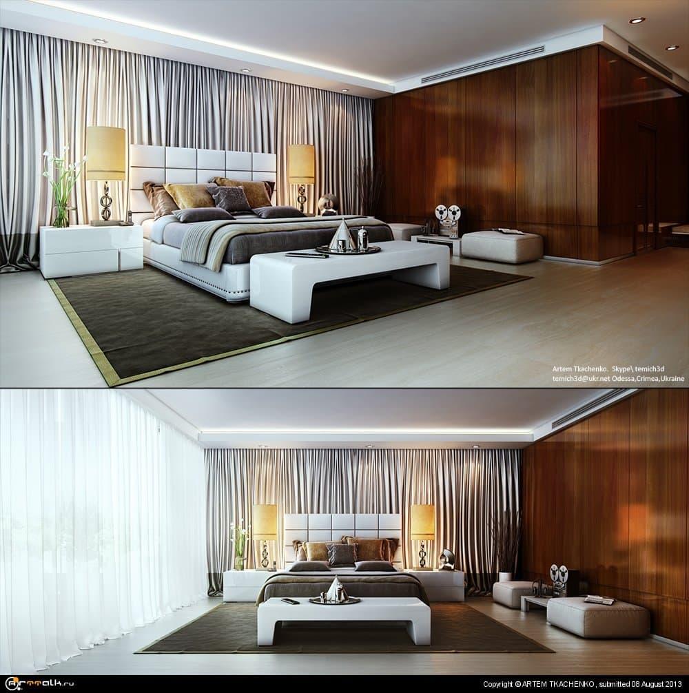 Bedroom/СПАЛЬНЯ
