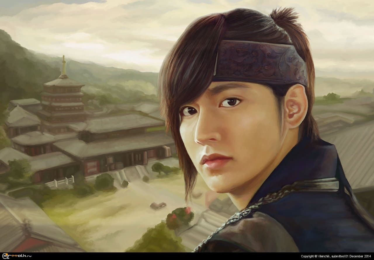 Portrait Of General Choi Young