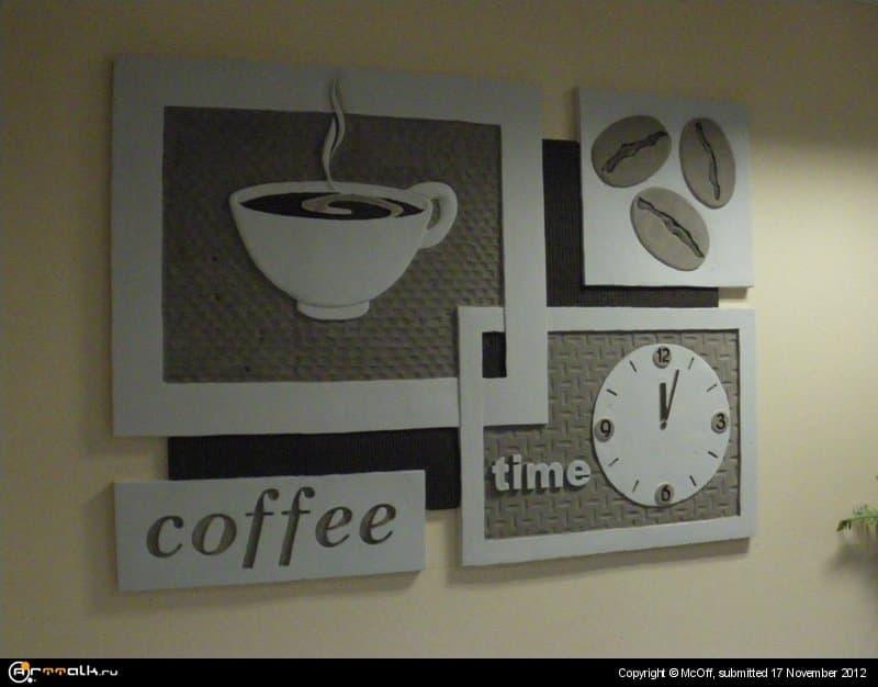 панно для кафе