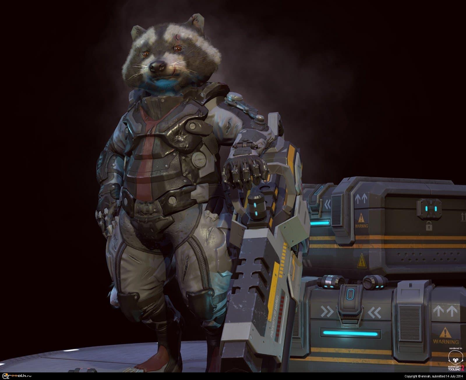 Rocket Raccoon