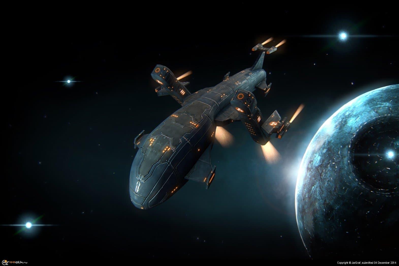 Firefly Fighter