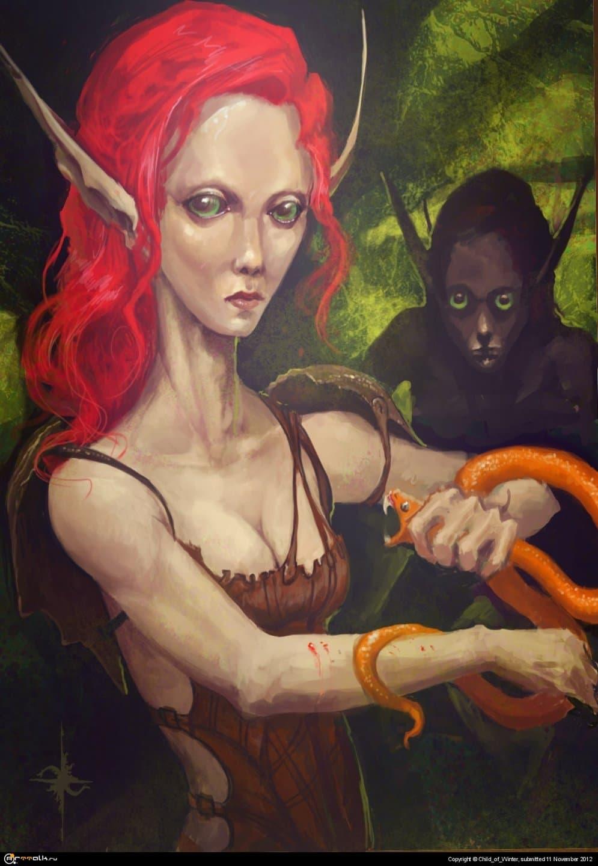 Змееловы
