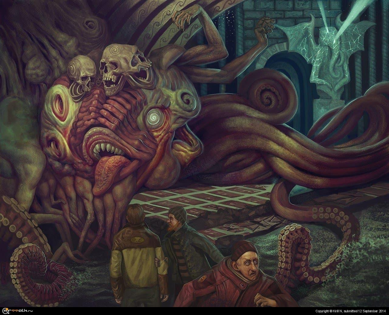 Древний ужас