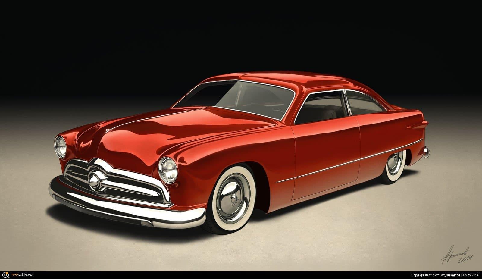 Ford 1949 Custom