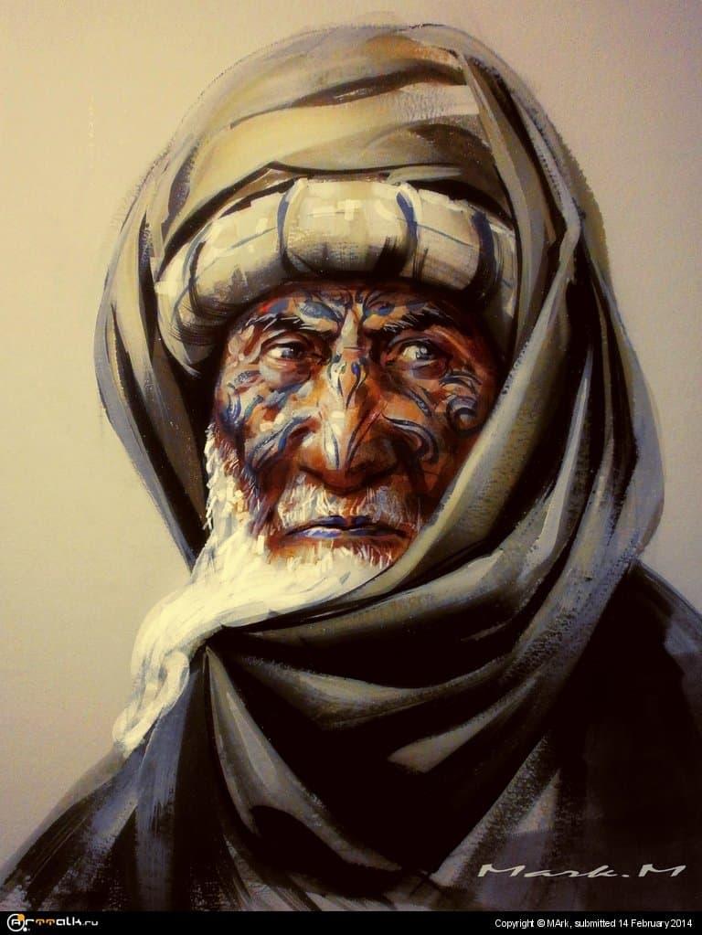 Магрибский Колдун