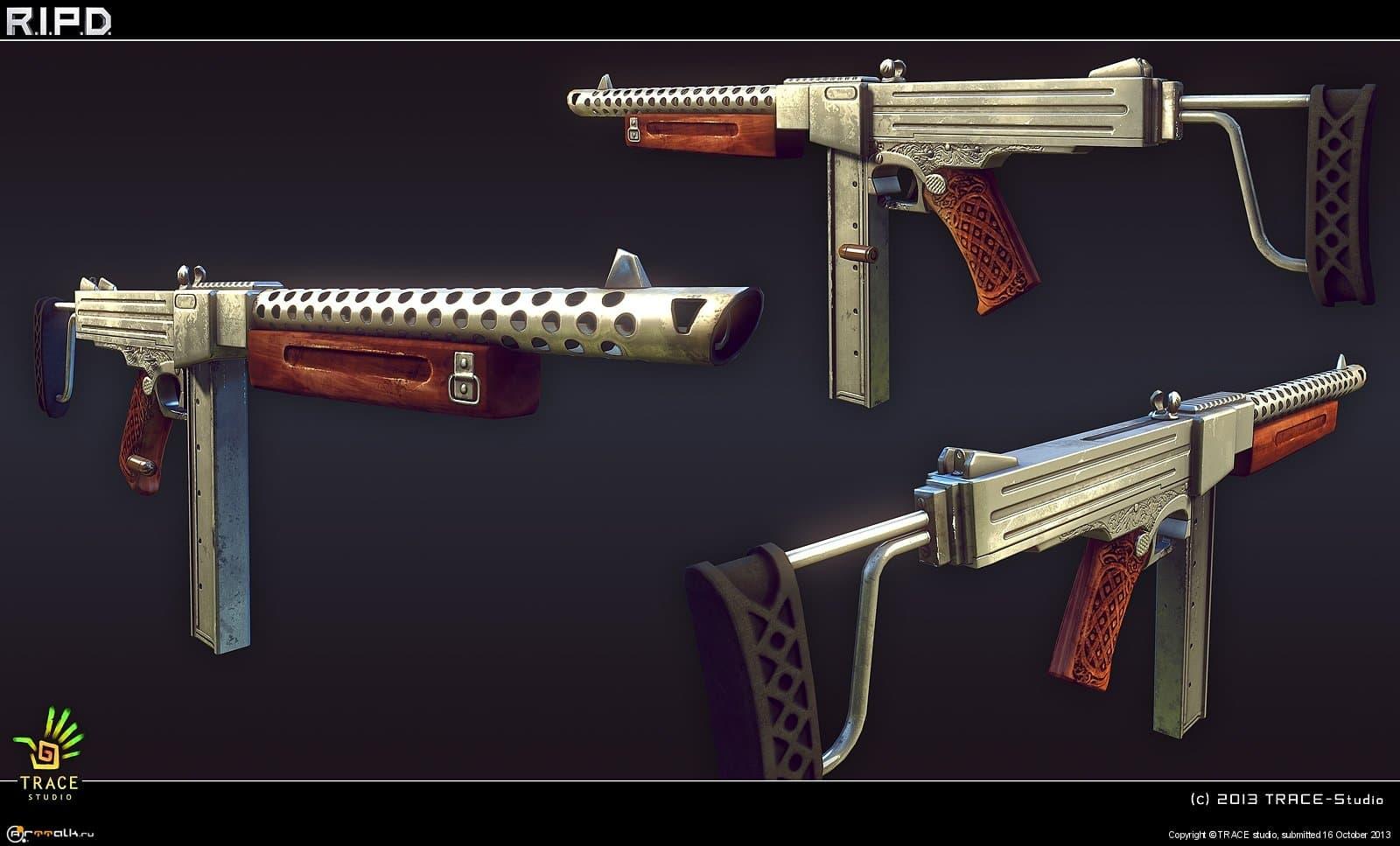 R.i.p.d. Gun4