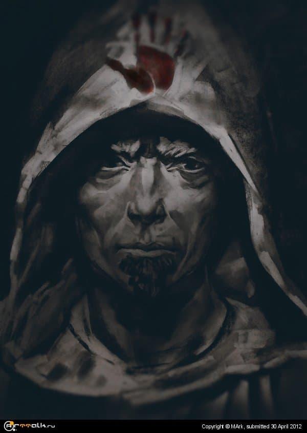 Цхурия Балморский (Наёмный убийца)