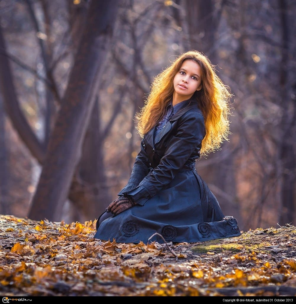 Mademoiselle Autumn