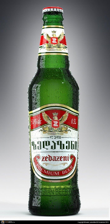 Zedazeni - пиво