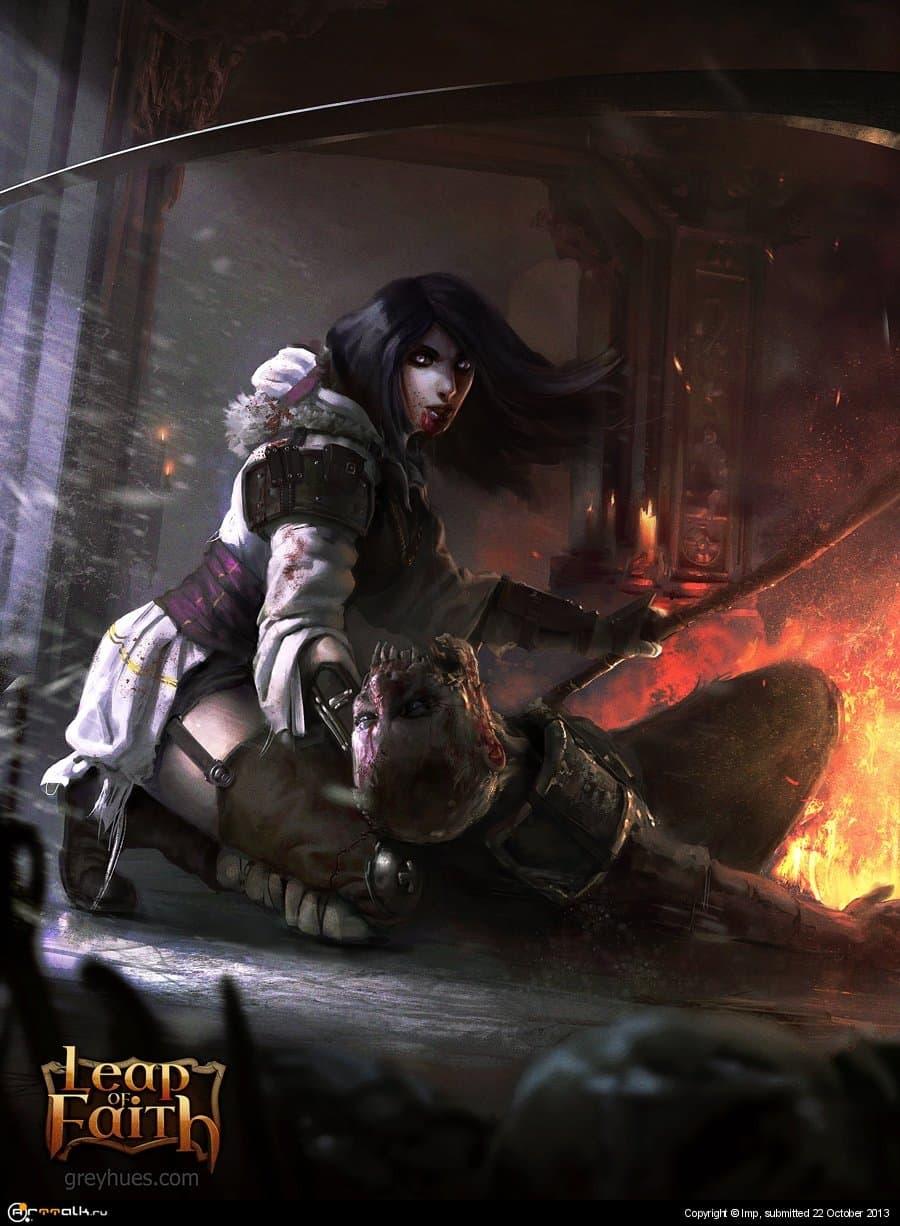 Inquisitor Reborn