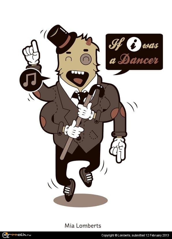 Dance Like Jagger
