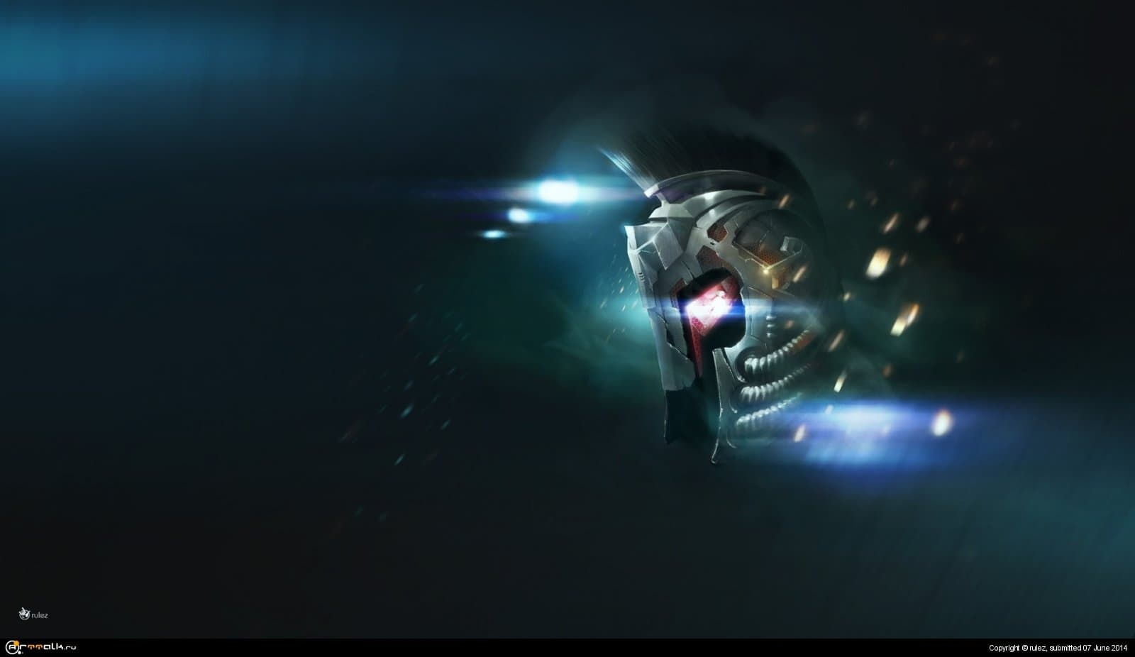 Cyber Spartan