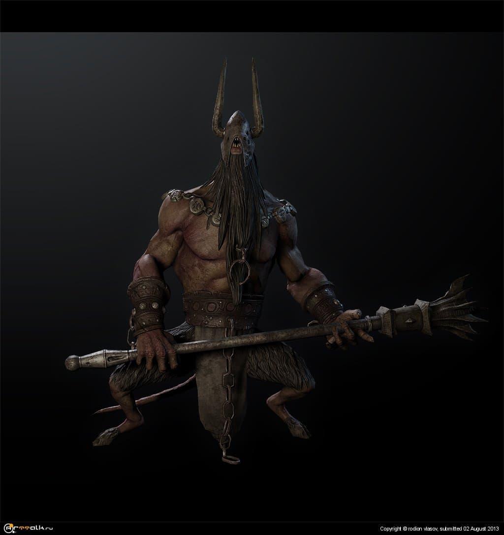 Angry Dvargar