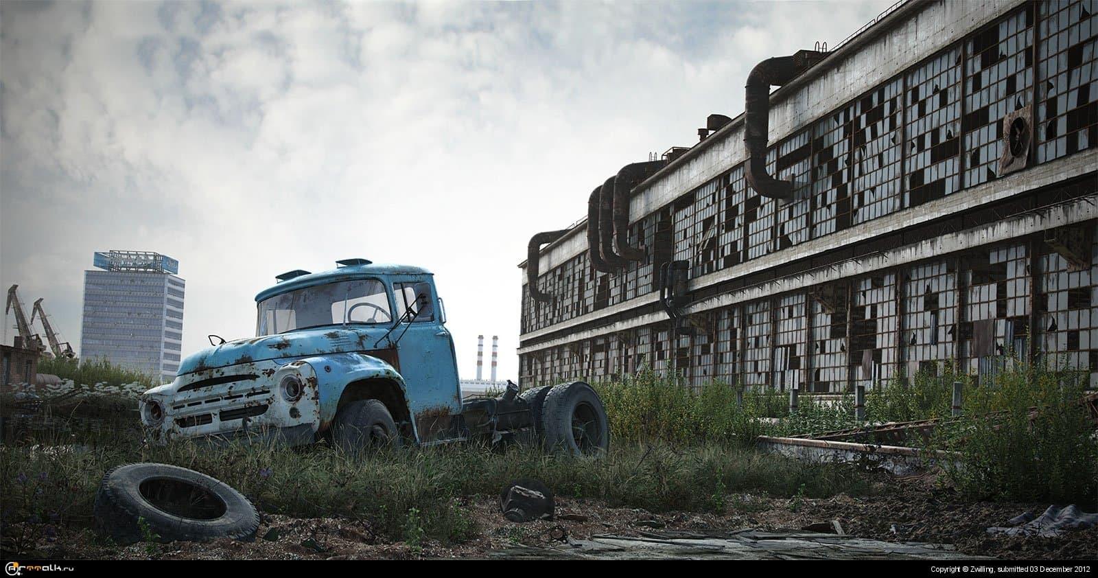 Завод имени Лихачёва