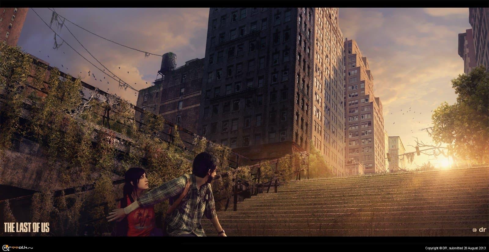 Карантин // The Last Of Us