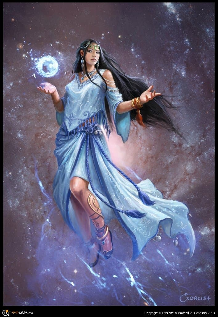 Богиня Нааз