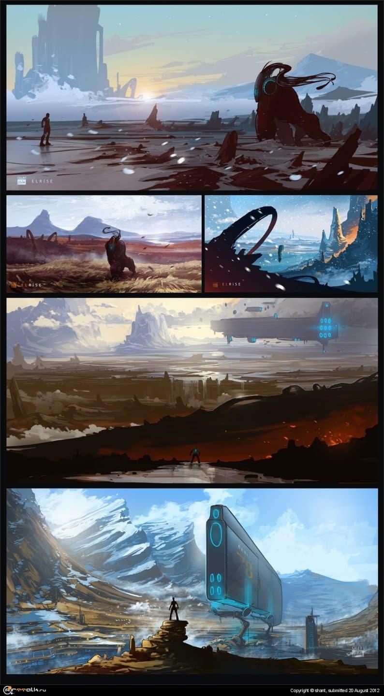 Elrise Landscapes